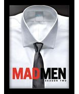 Mad Men - Season 2 (DVD,2008, 4-Disc Set) - £12.83 GBP