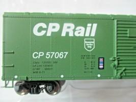 Bowser # 42427 CP Rail Newsprint 40' Boxcar  # CP 57067 HO Scale image 2