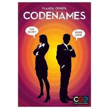 Codenames Kids Board Game Interactive Multi-Player Czech Games Edition C... - $24.99