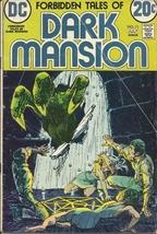 (CB-52) 1973 DC Comic Book: Forbidden Tales of Dark Mansion #11 - $15.00