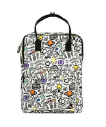 Yoobi I am OTHER by Pharrell Williams Top Handle Cargo Printed Backpack NWT - $39.99