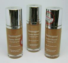 Neutrogena Hydro Boost Hydrating Tint With Hyaluronic 1.0Fl.oz/30ml Choose Shade - $8.50
