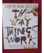 The Way Things Work by David MaCauley 1988 - $12.99