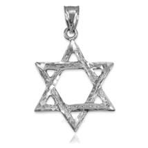 Sterling Silver Jewish Star of David DC Pendant - $19.99
