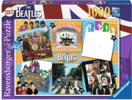 Ravensburger Beatles Albums 1967 - 1970 1000 Piece Puzzle - $32.00