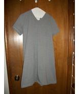 Motherhood Maternity Gray Tshirt Dress Size Large - $1.65