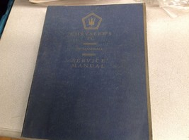 1988 1989 Chrysler TC MASERATI Service Shop Repair Workshop Manual OEM - $138.55