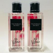 2 Victoria's Secret Xo, Victoria Fragrance Mist Spray Full Size 8.4 fl.o... - $39.59