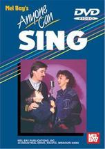 Anyone Can SIng DVD/Easy/New/MIP! - $12.95