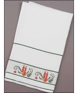 Sevilha Candles Kitchen Towel 17.5x 27.5 holiday towel STS Crafts - $9.00