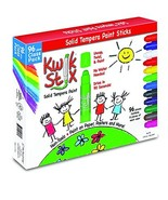 The Pencil Grip Kwik Stix Solid Tempera Paint, Super Quick Drying, 96 Pa... - $84.79