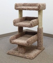 """TRIPLE CAT PERCH-33"""" TALL - *FREE SHIPPING IN THE UNITED STATES* - $95.95"""