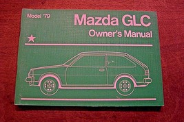 1979 mazda glc owners manual new original - $9.89