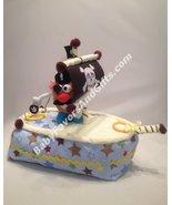 Pirate Ship Diaper Cake - $89.00