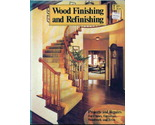 Wood finishing and refinishing projects and repairs thumb155 crop