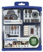Dremel 710-08 All-Purpose PROFESSIONAL Rotary Accessory Kit, 160-Piece - $46.31