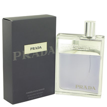 Prada Amber 3.4 Oz Eau De Toilette Cologne Spray image 5