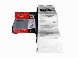 Genuine Eureka Sanitaire Style F & G Vacuum Bags Premium Allergen Type Vac OEM - $5.31+