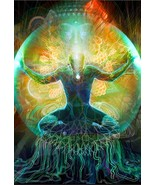 Accelerated Spiritual Receptiveness Natural Energy Level 1 Spiritual Att... - $65.00