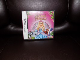 Barbie As The Island Princess (Nintendo Ds, 2007) Euc Free Usa Shipping - $29.99