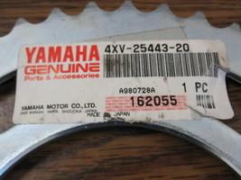 Yamaha 4XV-25443-20 Sprocket 43 Tooth YZF-R1M New Genuine image 2