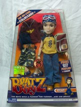 BRATZ BOY EITAN The Nu-Cool Collection DOLL NEW w/ Two Outfits & POSTER ... - $24.74