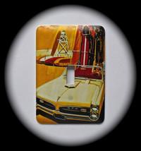 Pontiac G.T.O. Metal Switch Plate Cars - $9.50