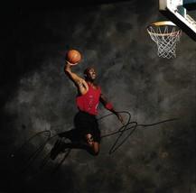 Michael Jordan signed autograph on photograph. - pre-certified Alessandr... - $50.00