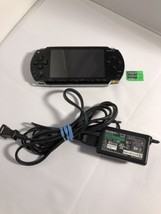 Sony PSP 1000 1001 System w/ Charger & Memory Card Bundle TESTED WORKS - $79.32