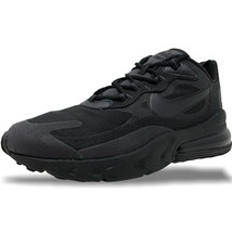 Womens Nike Air Max 270 React Lifestyle Shoes Black/Cool Grey AT6174 003... - $120.00