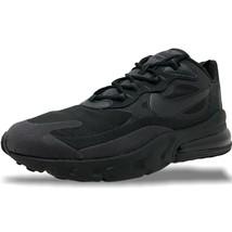 Womens Nike Air Max 270 React Lifestyle Shoes Black/Cool Grey AT6174 003... - $120.00