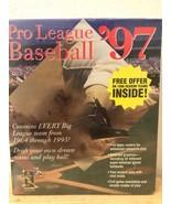 Pro League Baseball '97 DOS and Windows 97 New Big Box - $86.27