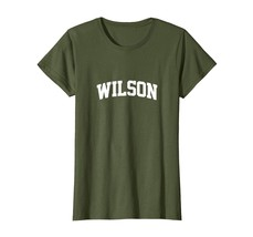 Special shirts - Wilson Family Name Wilson Gift T-Shirt Wowen - $19.95+