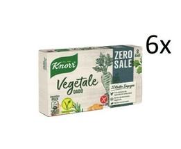 6x Knorr Dado Cathedral Zero SALE Soup Cube Zero Salt vegetable broth 8 ... - $24.02