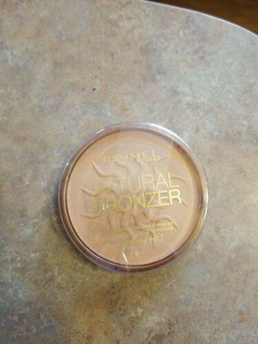 Rimmel London Natural Waterproof Bronzing Powder #020 Sunshine New - $9.89