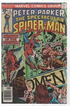 Peter Parker - The Spectacultar Spider-Man #2 - January 1976 - Marvel Co... - $3.47