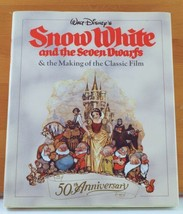 Snow White & the Seven Dwarfs & the Making of the Classic Film Walt Disney - $14.99