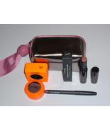 MAC Cosmetics 4 PCS Bag Lipstick Eye Shadow Set  - $37.99