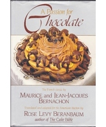 A Passion For Chocolate Cookbook by M. and JJ. ... - $9.99