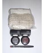 MAC Cosmetics 4 PCS Bag Lip Liner Eye Shadow Set - $44.99