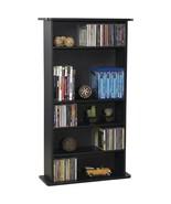 Atlantic 37935726 Drawbridge CD & DVD Multimedia Cabinet - $55.99