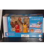 McFarlane NBA Tracy McGrady & LaBron James 2 Pa... - $39.99
