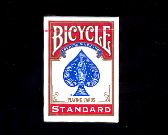 FREE WITH PURCHASE~Sealed Bicycle Playing Cards