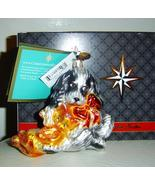 Christopher Radko Feast of Friends Dog & Cat Ornament  - $37.00