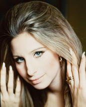Barbra Streisand 16x20 Canvas Giclee Lovely Image 1970 Circa - $69.99