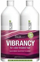 Matrix Biolage Color Last Vibrancy Shampoo and Conditioner Liter Duo - $44.54