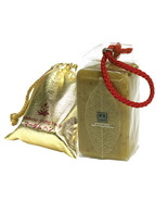 MADAM HENG  AROMA IN GOLD BAG  SOAP 250g NEW - $21.99