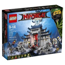 LEGO Ninjago Temple Ultimate Weapon 70617 - $183.42