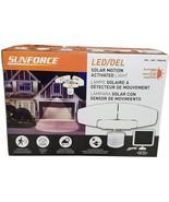 Sunforce 1900548 Solar Motion LED Security Light - White. No main power ... - $94.99