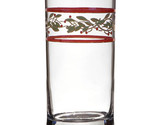 Holiday berry holiday berry clear glass coolers  12 oz. thumb155 crop